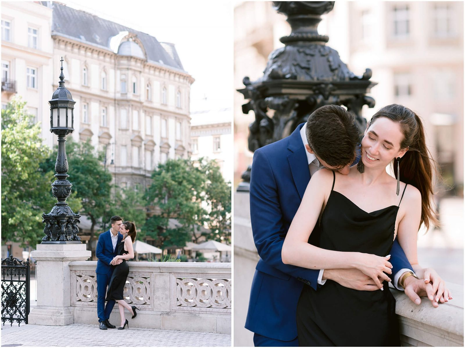 Pre wedding Budapest photography