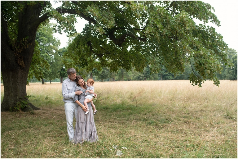 London family photography
