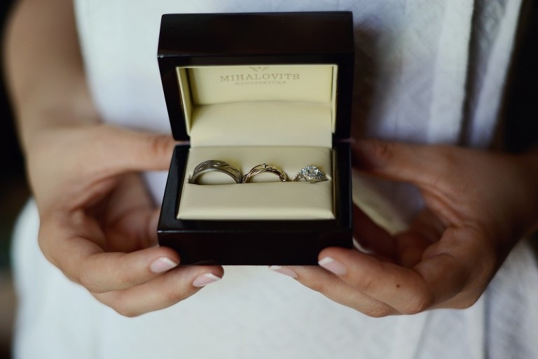 Bespoke wedding rings by Mihalovits Manufaktura
