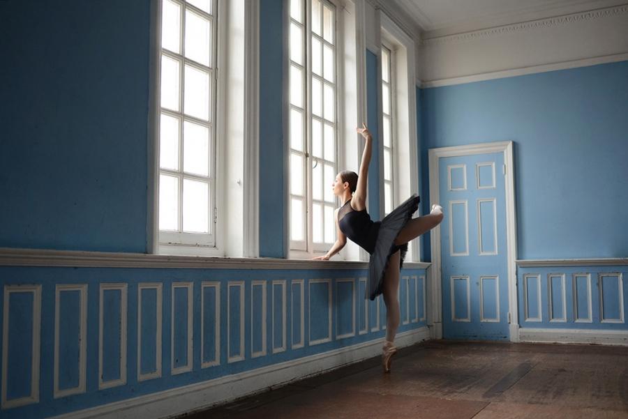Alice Ballet Dancer Portfolio