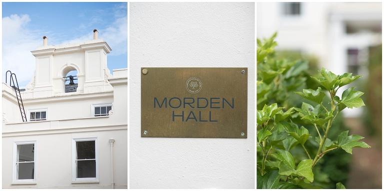 Morden Hall London wedding venue