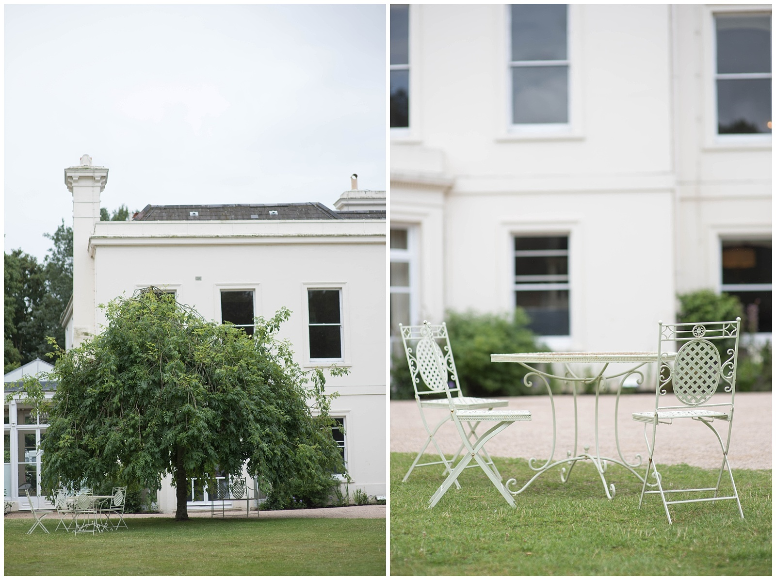 Morden Hall London wedding venue garden