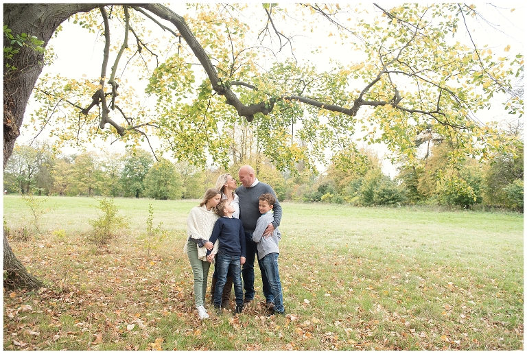 natural family portrait photography Wimbledon