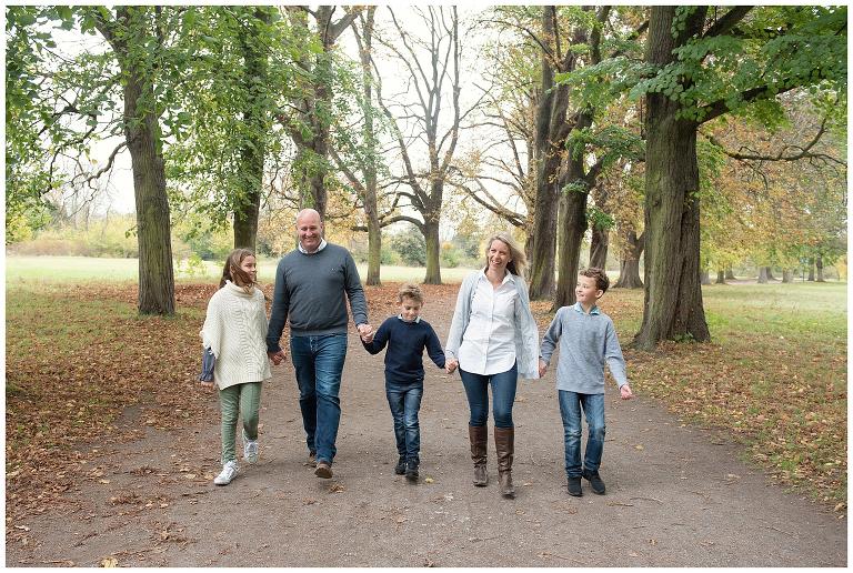 natural family photography Wimbledon