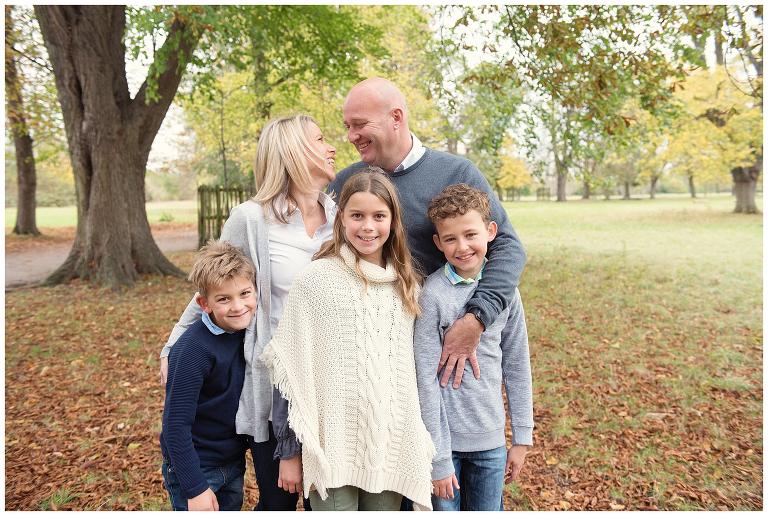 timeless family portrait photography Wimbledon