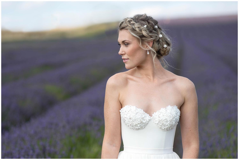 lavender bridal inspiration