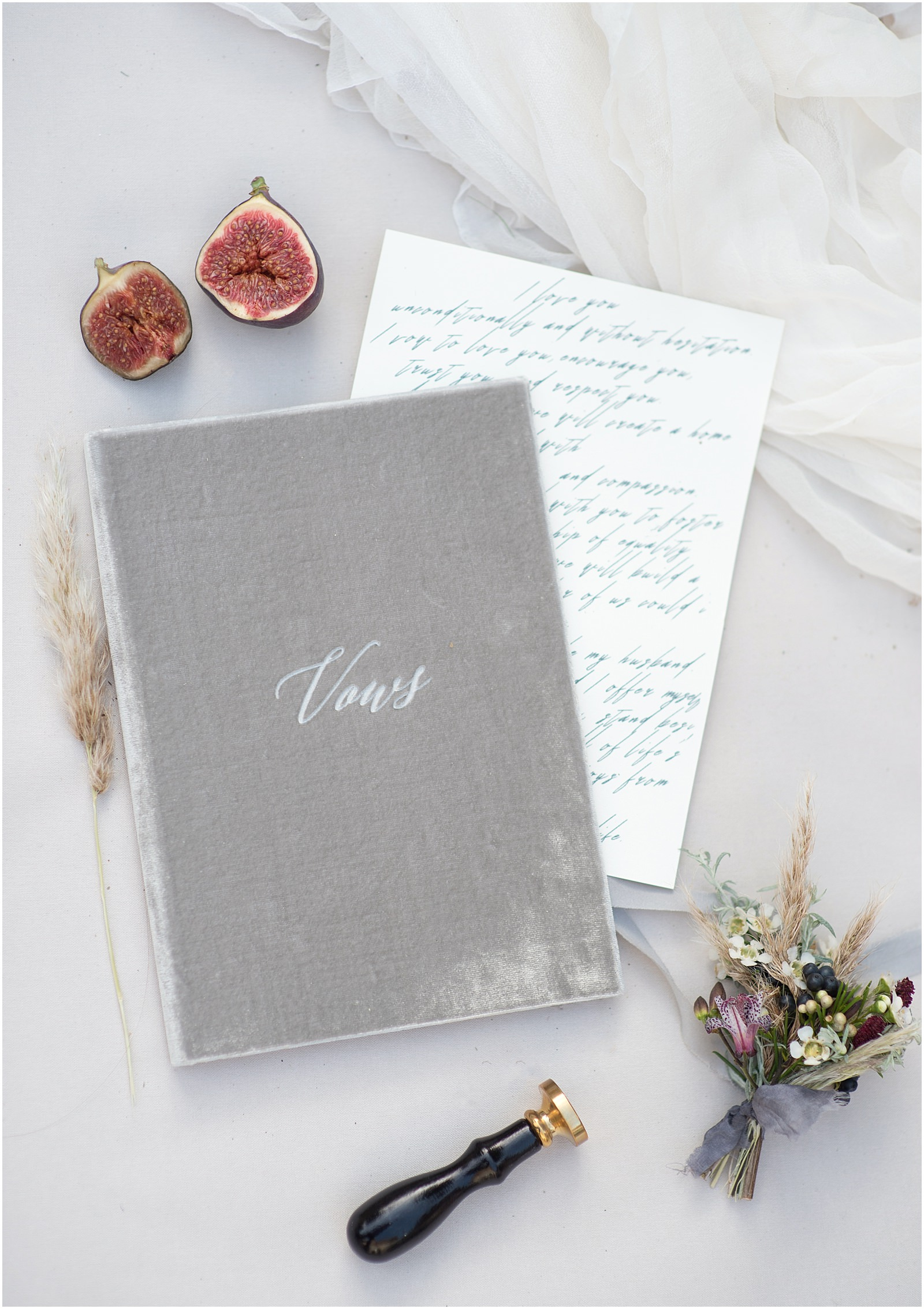 luxury vow book Elmo