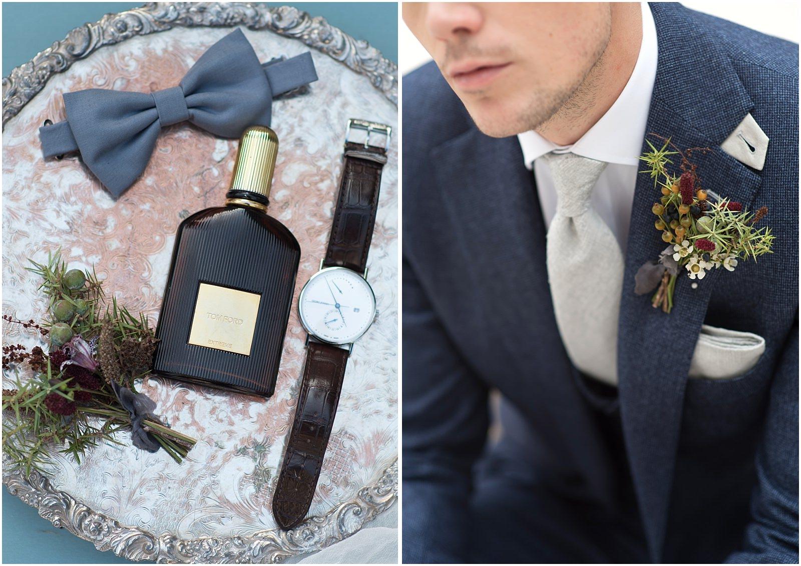 groom details Hyde Park