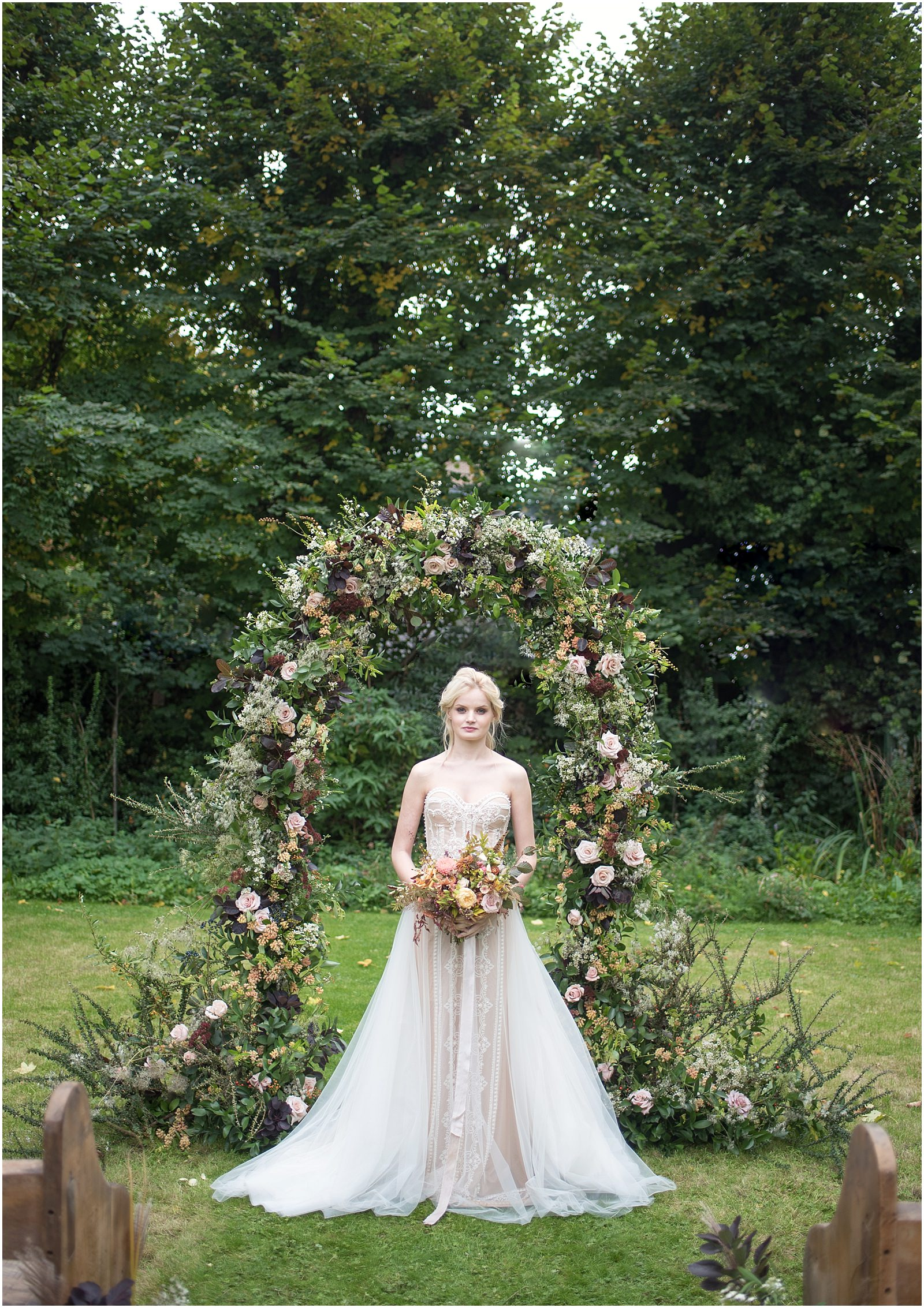 Wedding Flower Arch London