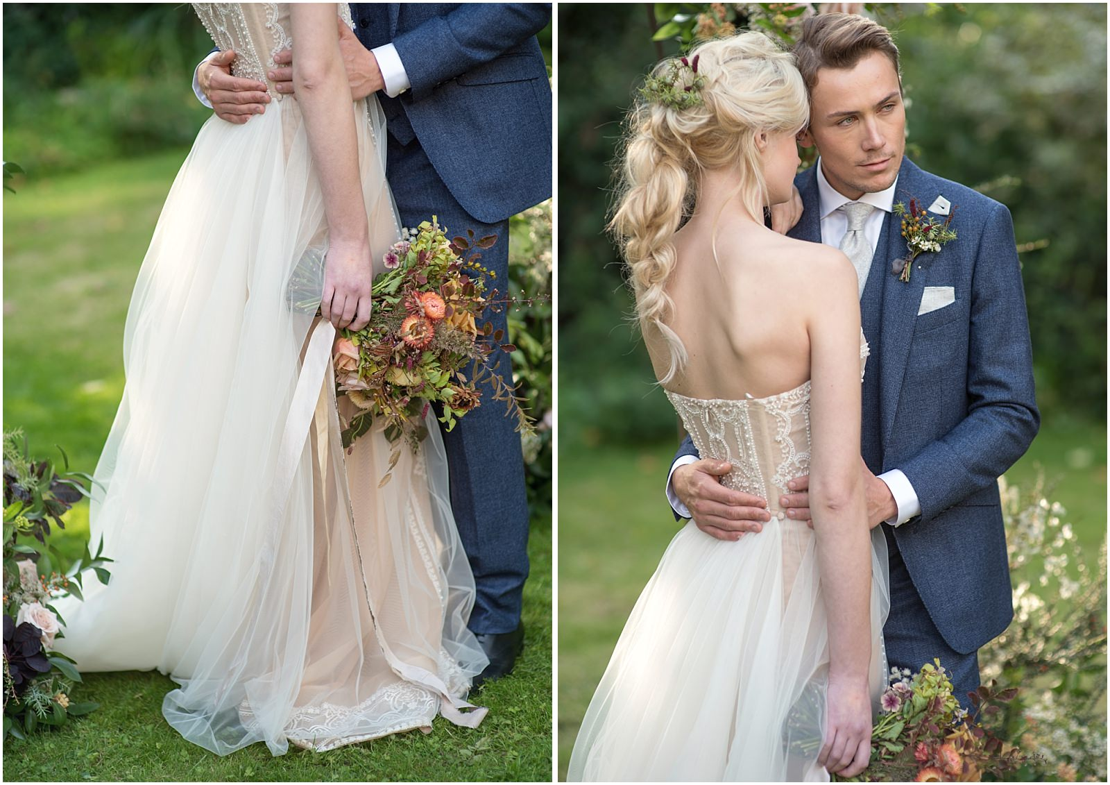 fine art Holland Park wedding
