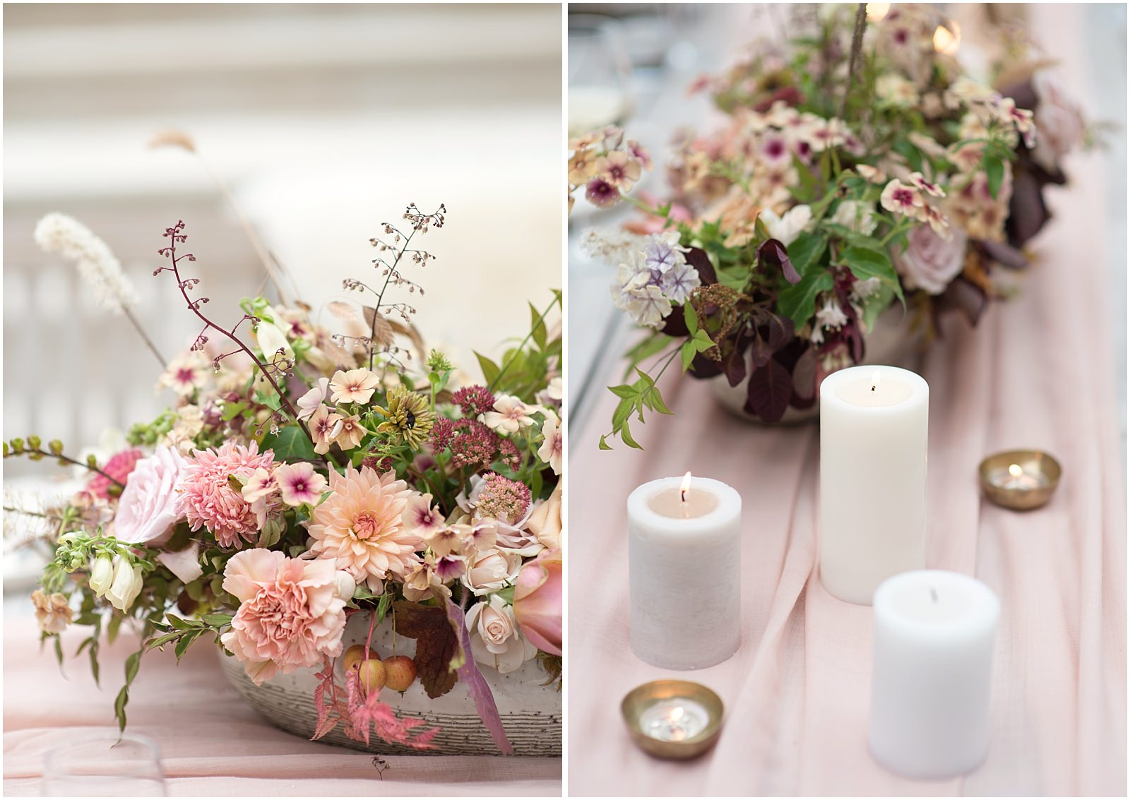 pastel floral Jennider Pinder