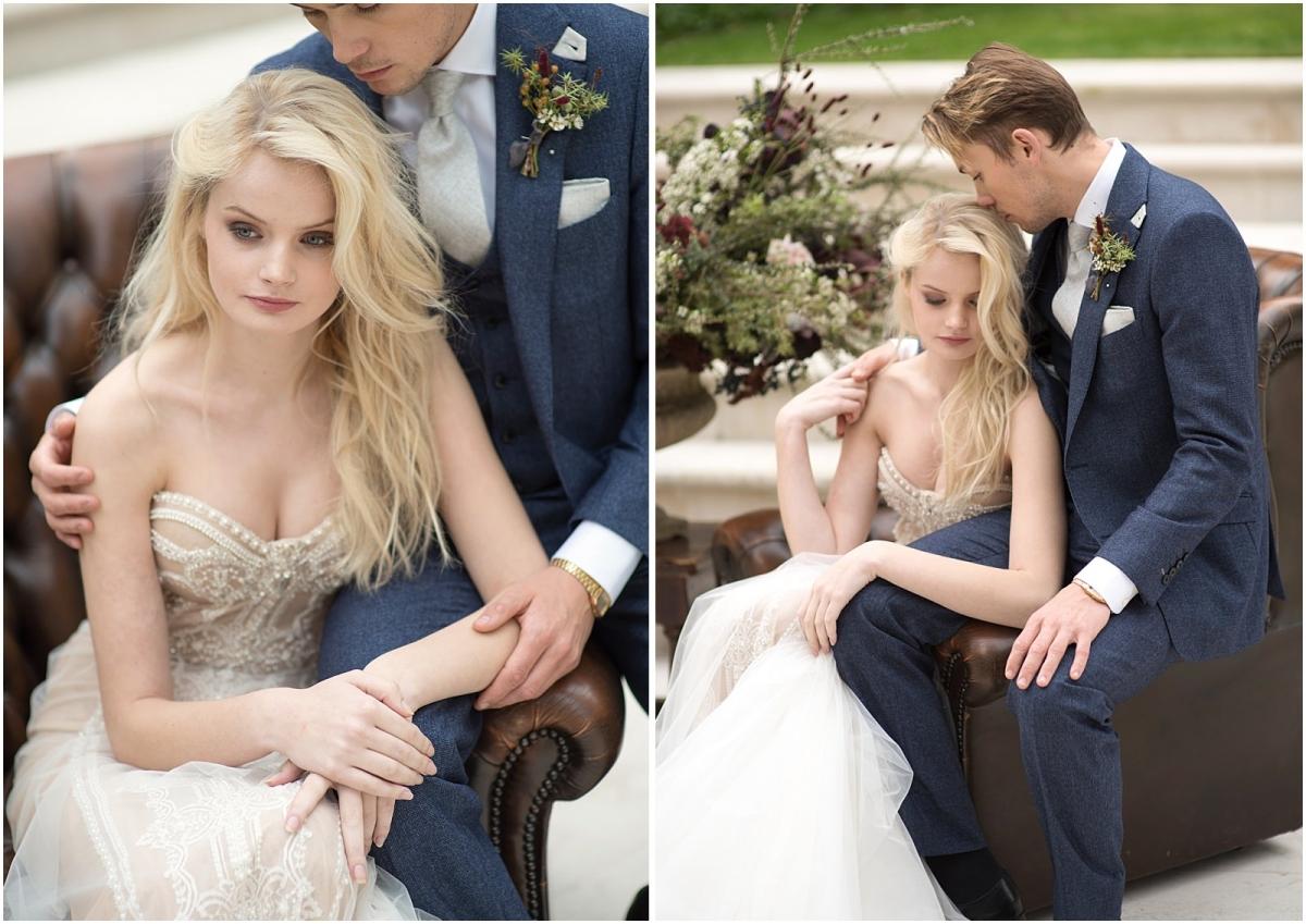 luxe fine art wedding