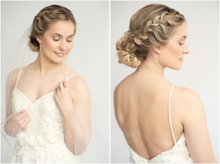 imor Rosen wedding dress