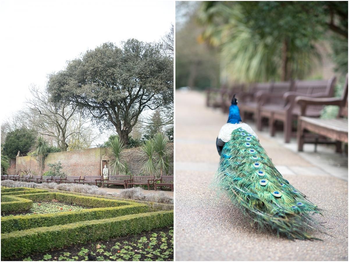 Holland Park Orangery wedding photographer London