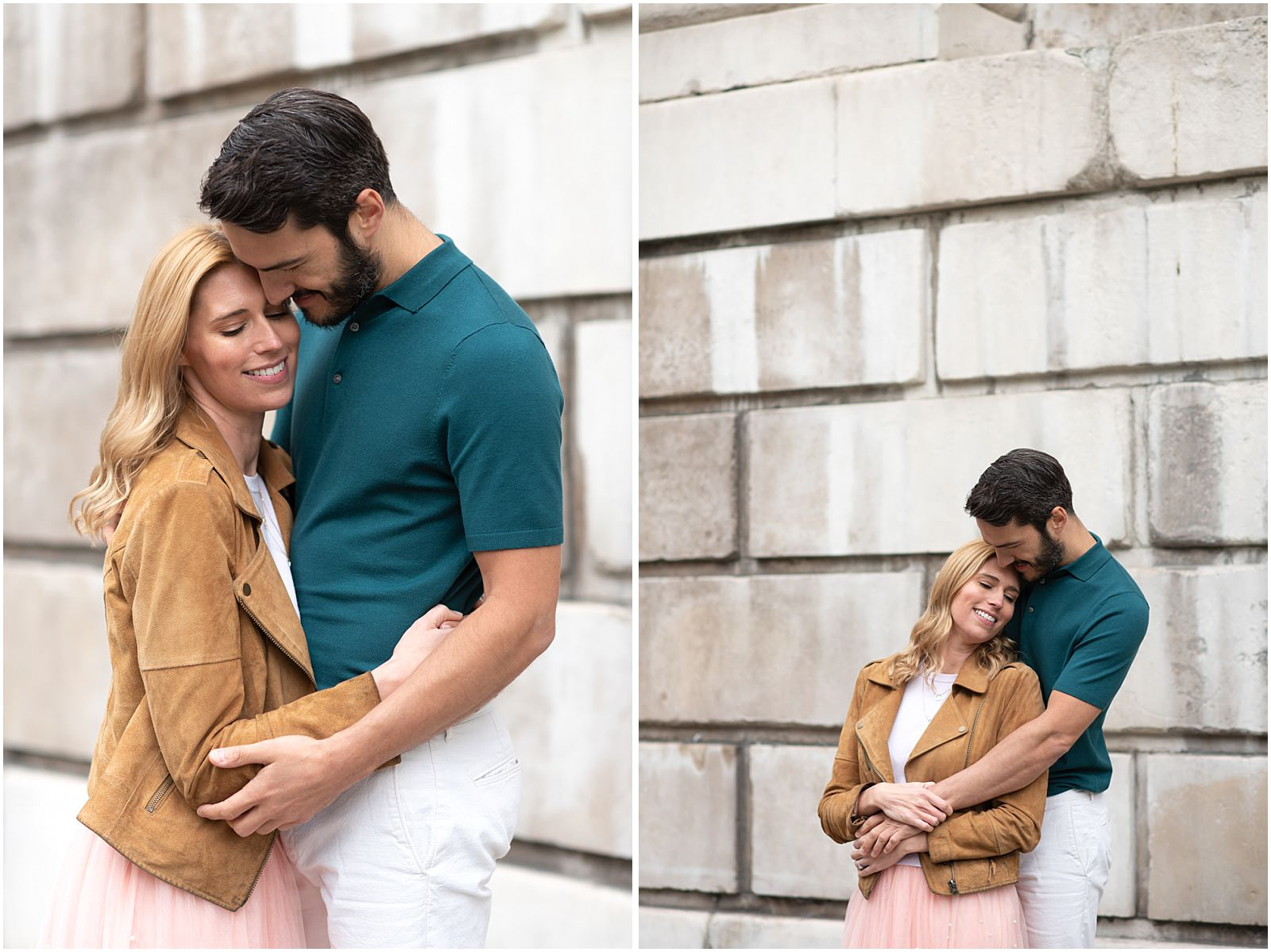 London couple engagement photography st pauls cathedral romantic photography
