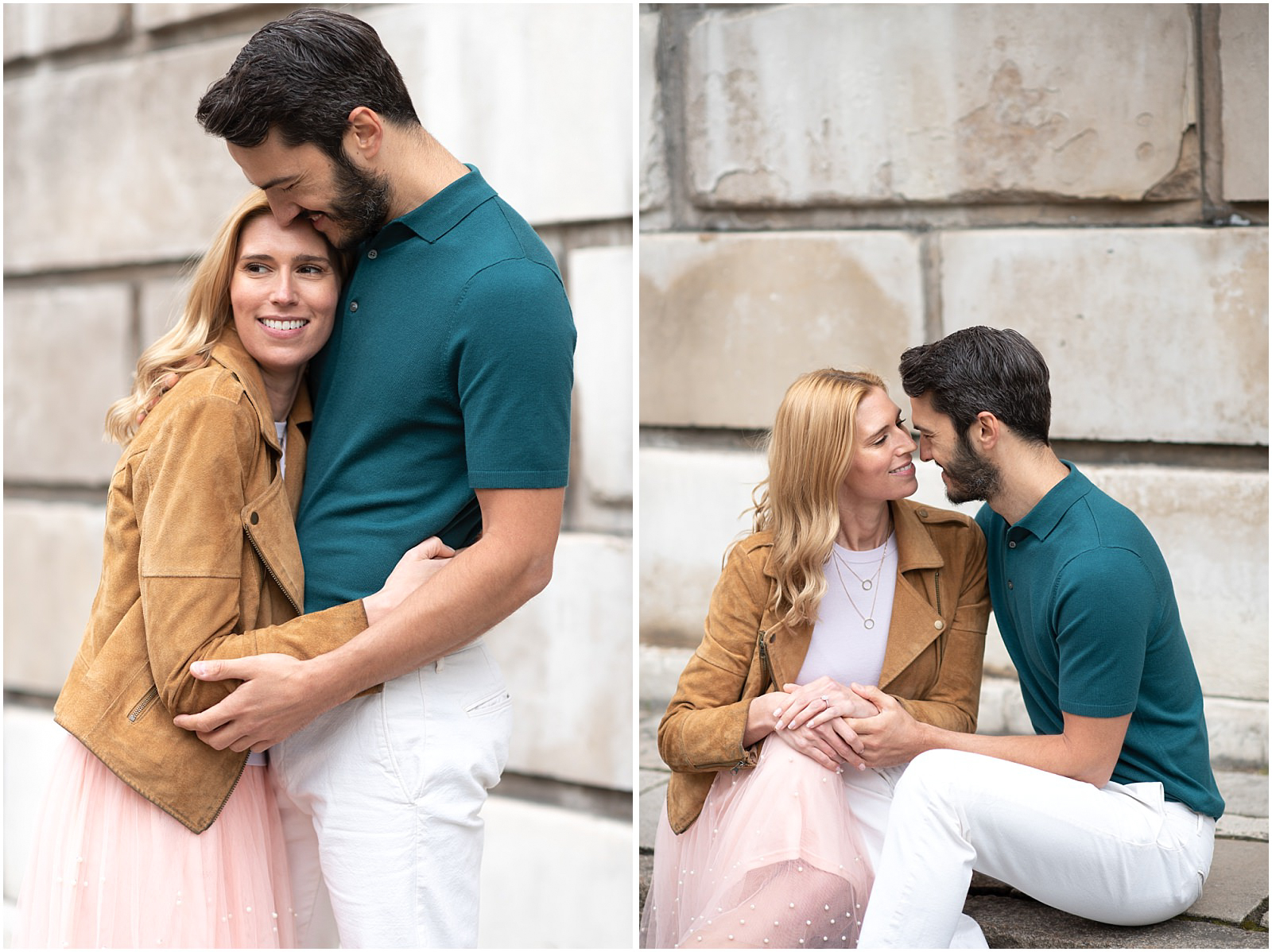 London couple engagement photography st pauls cathedral timeless photography