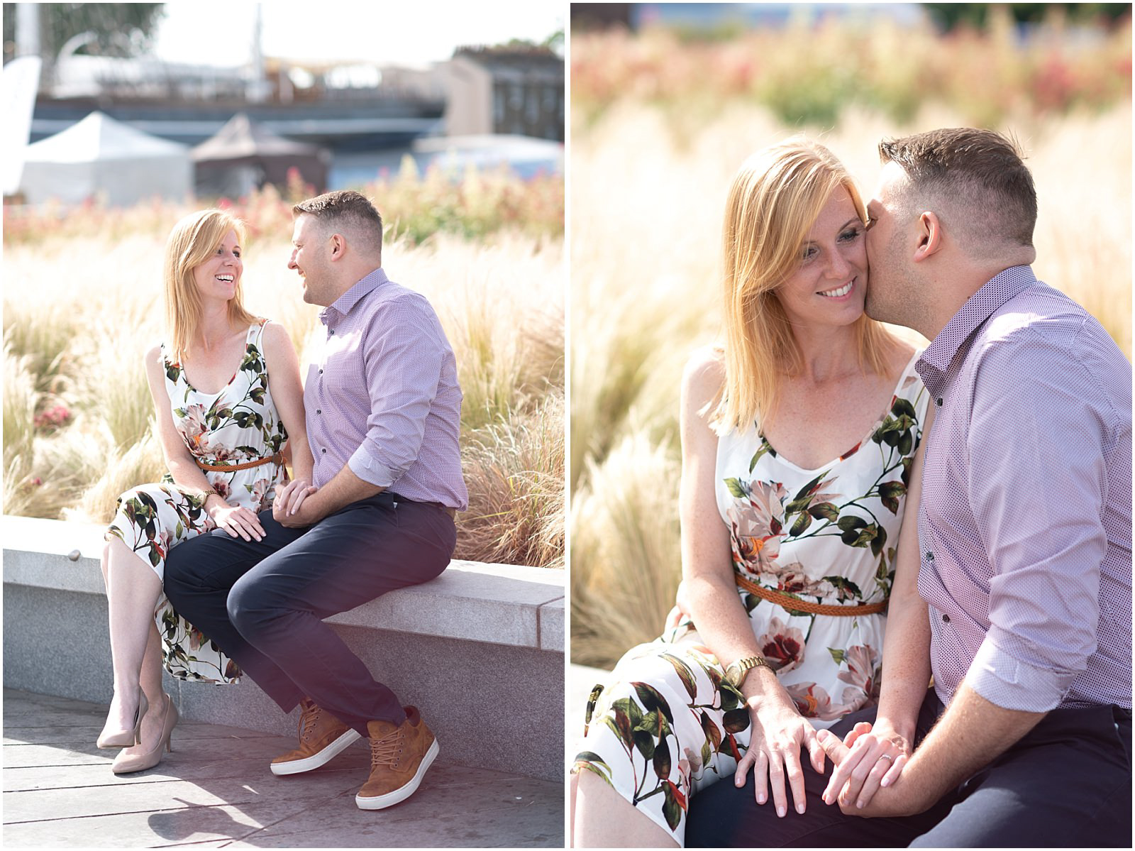 London engagement photography couple in Greenwich