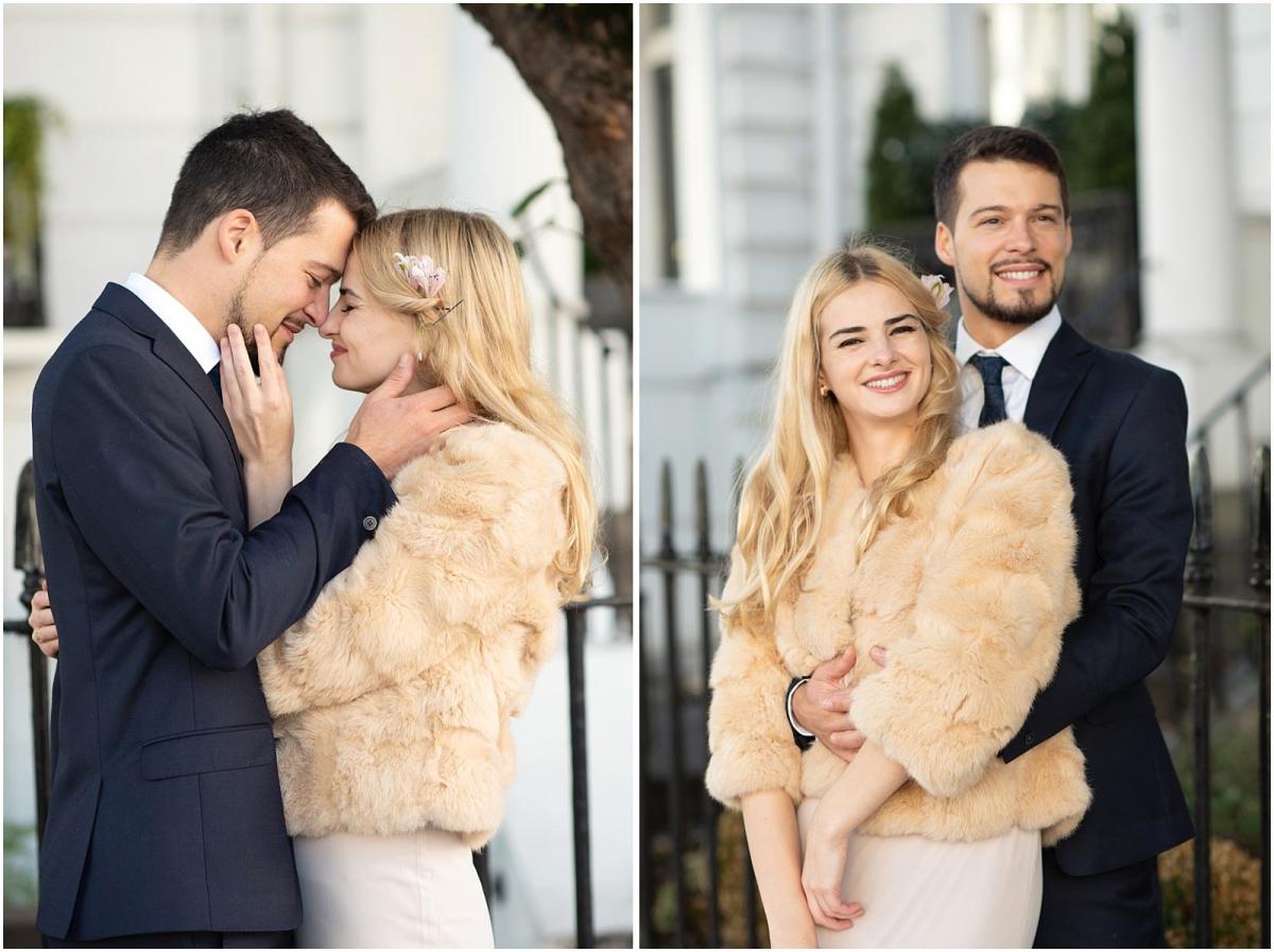 London luxury pre wedding engagement photography