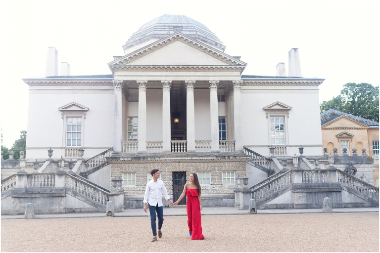 Chiswick House engagement