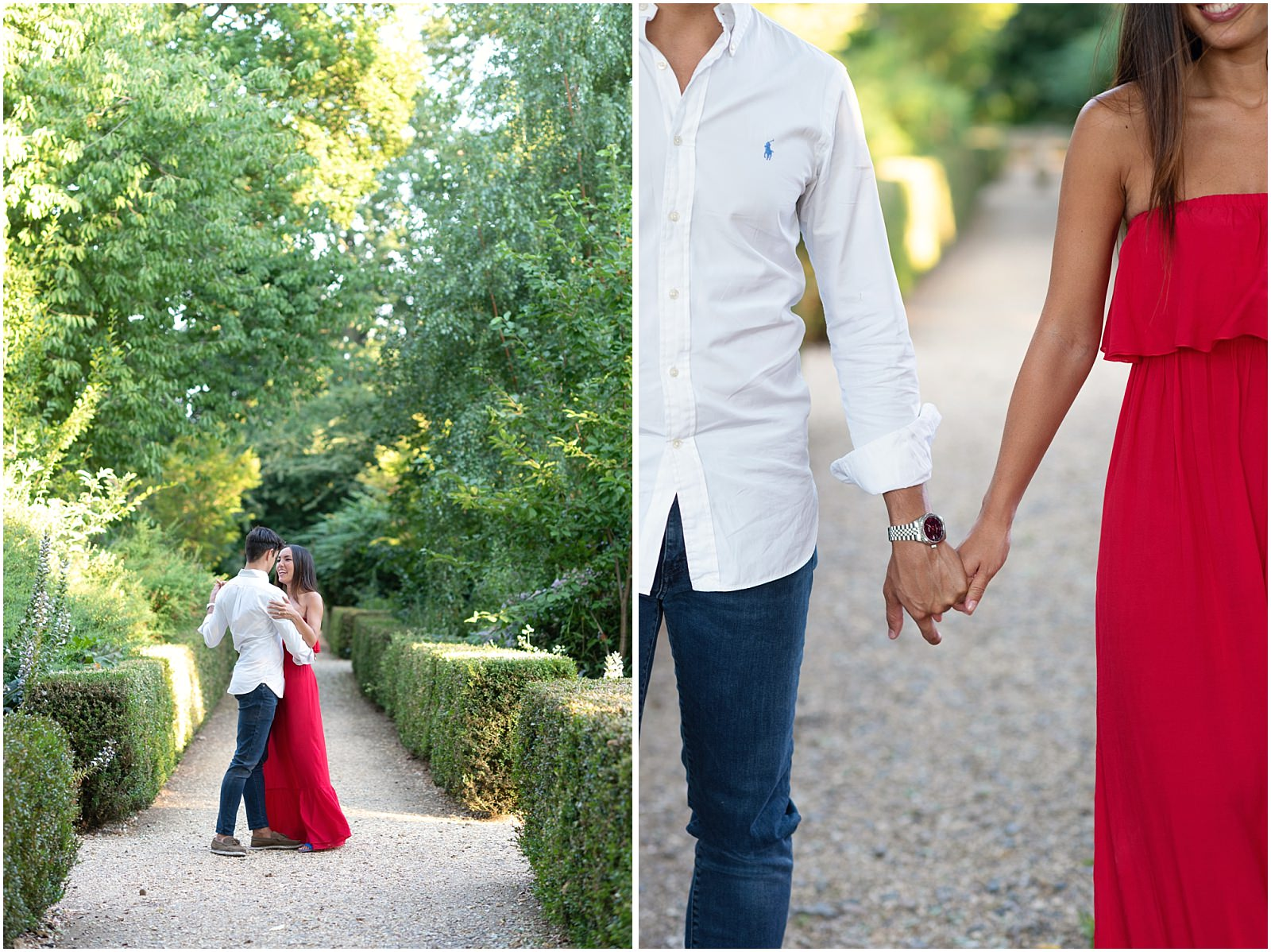 Chiswick House London luxury pre wedding photography