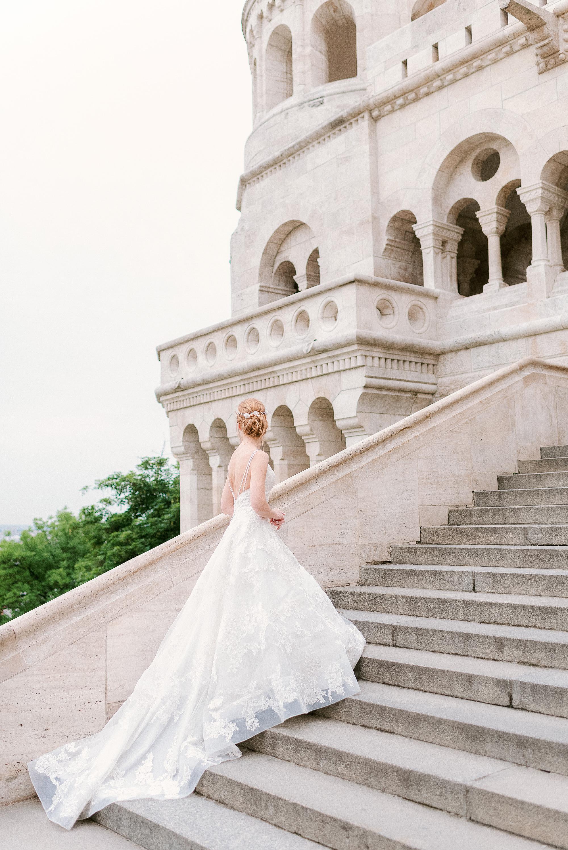 elegant fine art destination wedding