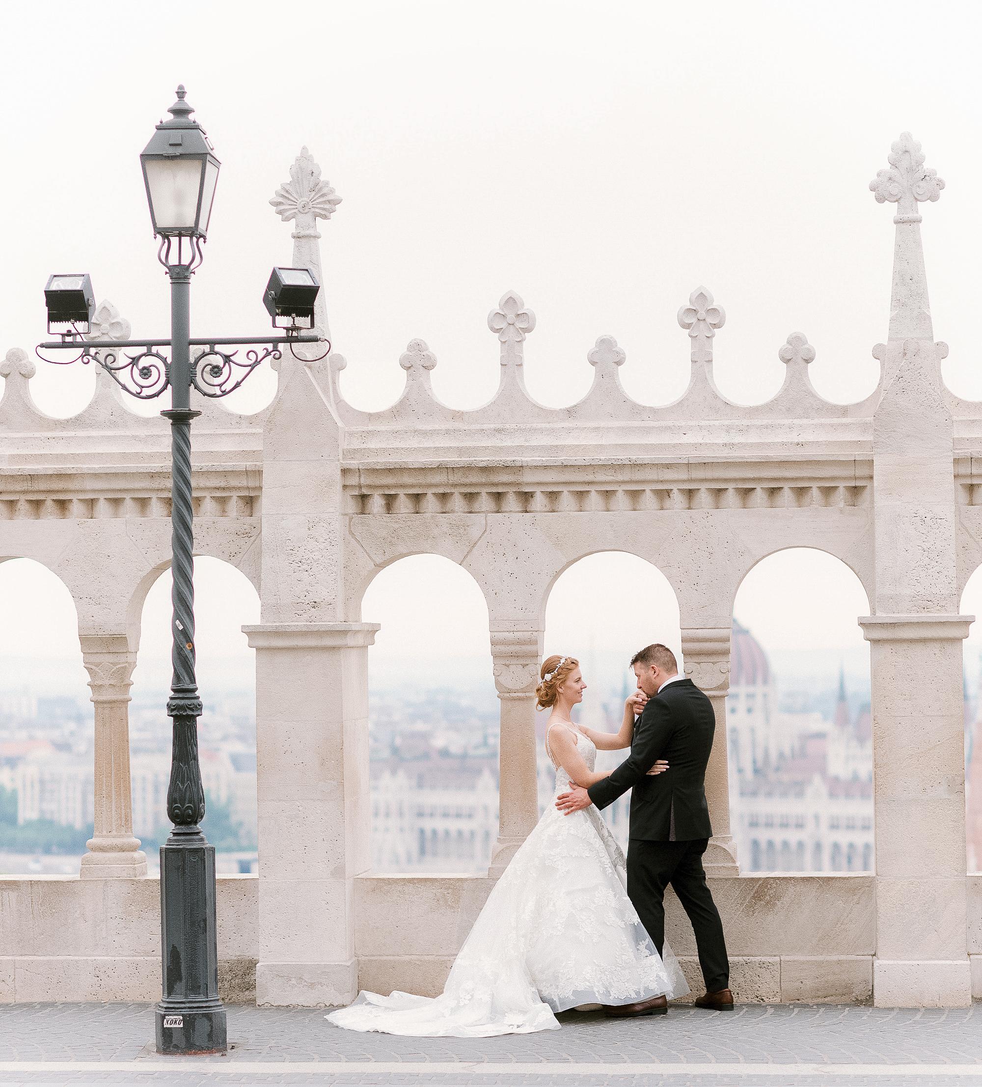 Budapest destination wedding photographer