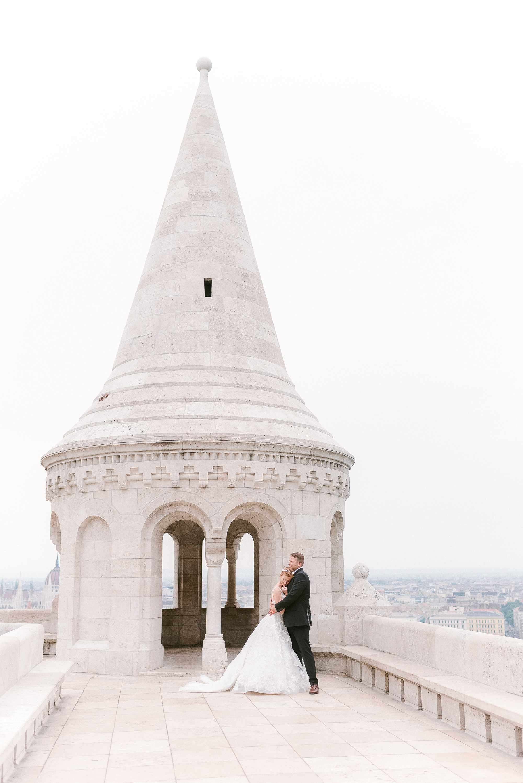 Budapest destination wedding photography