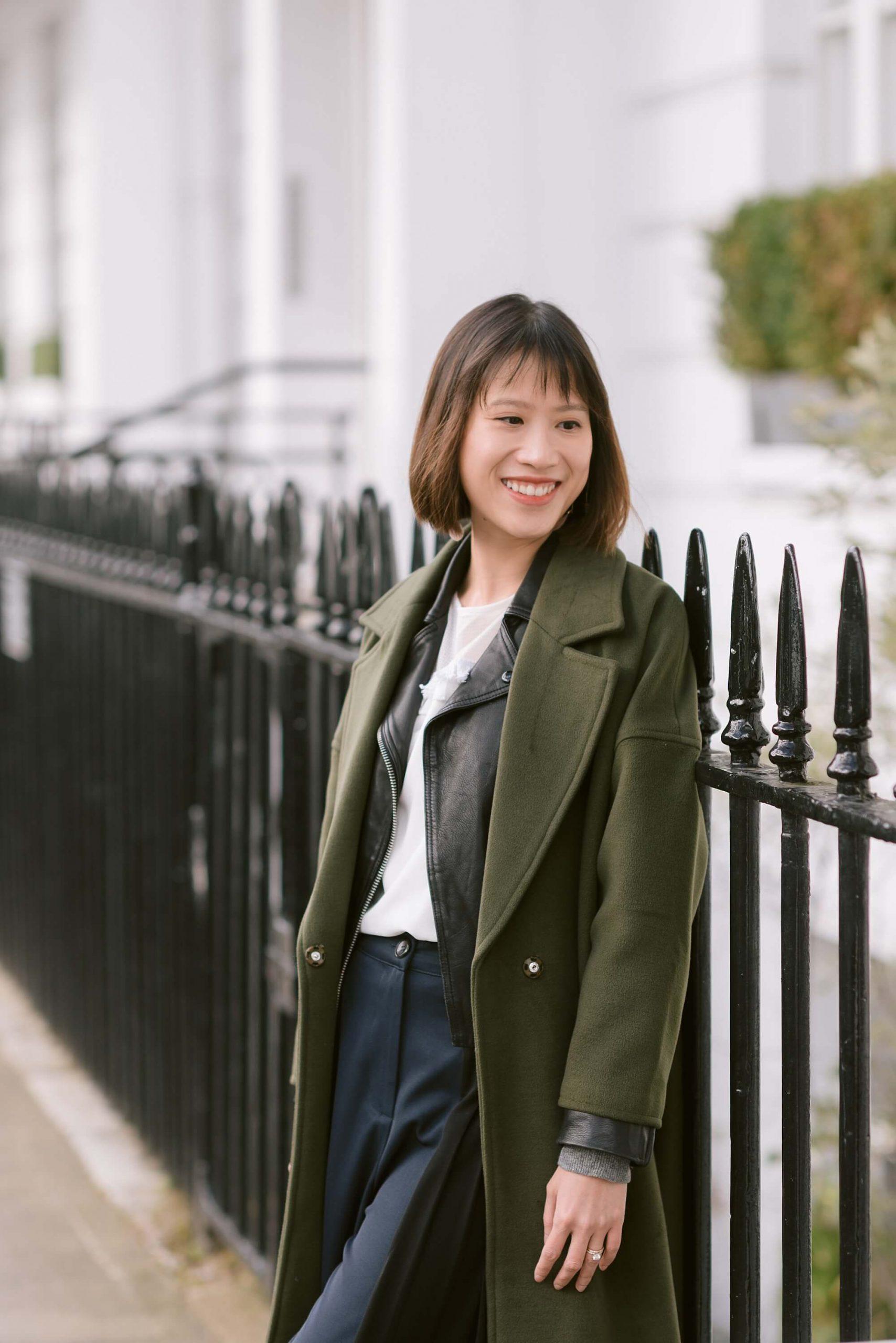 London personal branding photography Terry Li fine art photographer