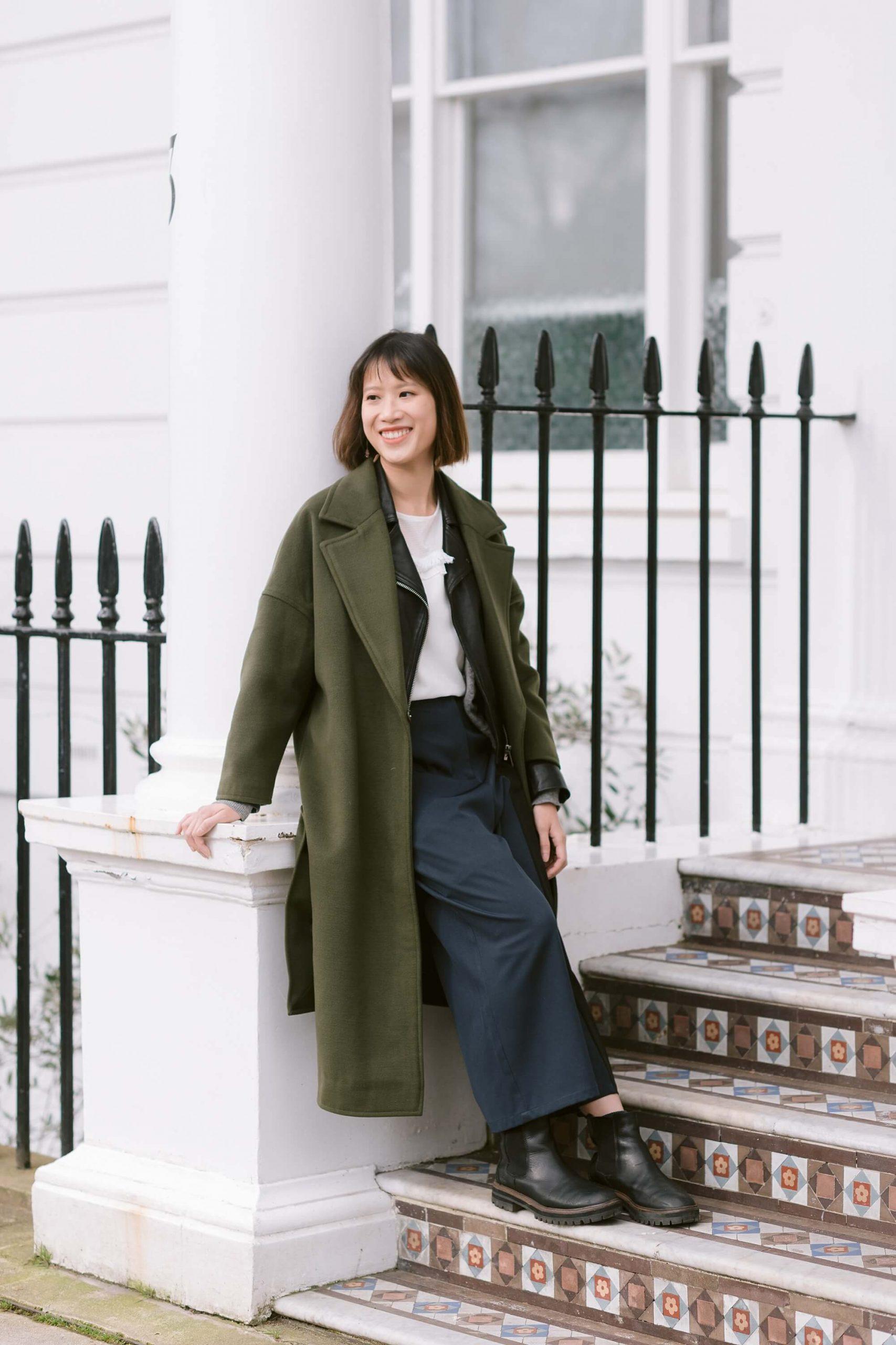 Personal branding photography in London by Eva Tarnok luxury photography