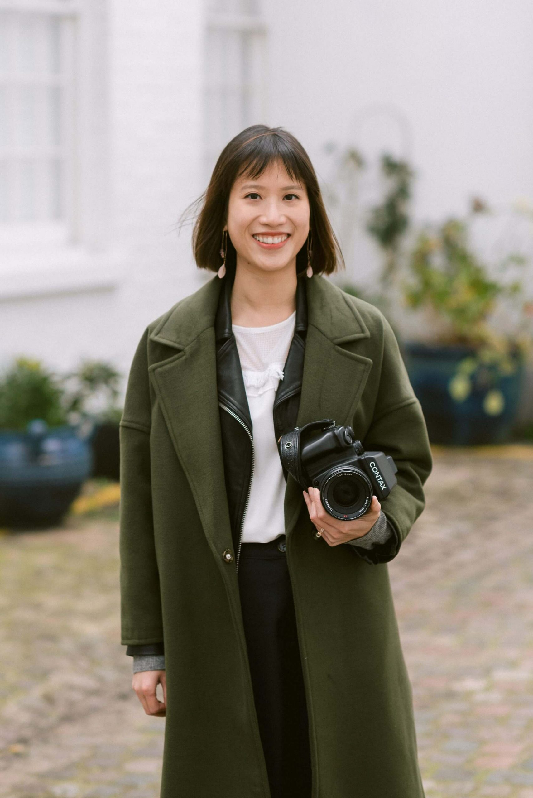 London personal branding Terry Li fine art photographer