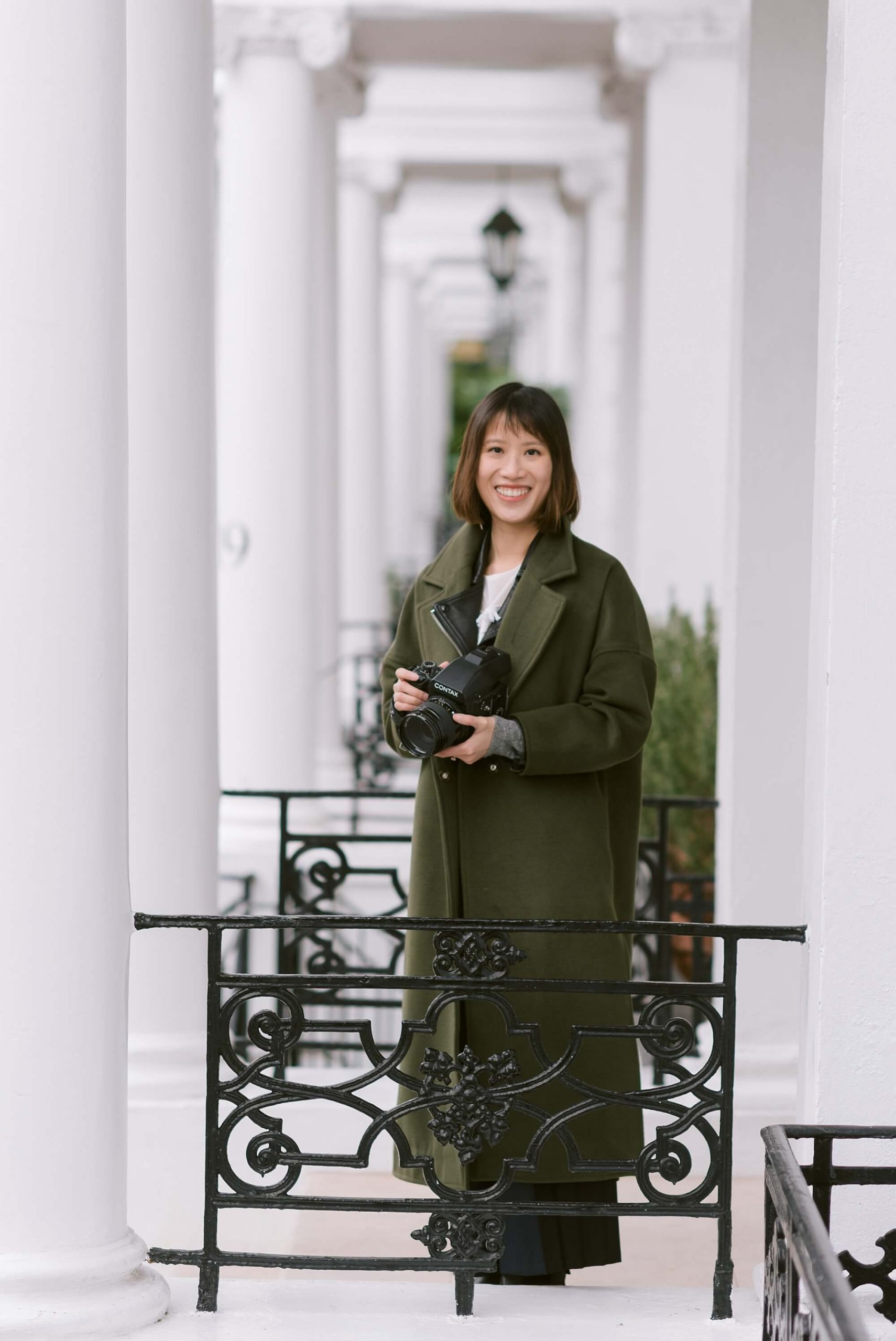 personal branding photography London for Terry Li fine art photographer