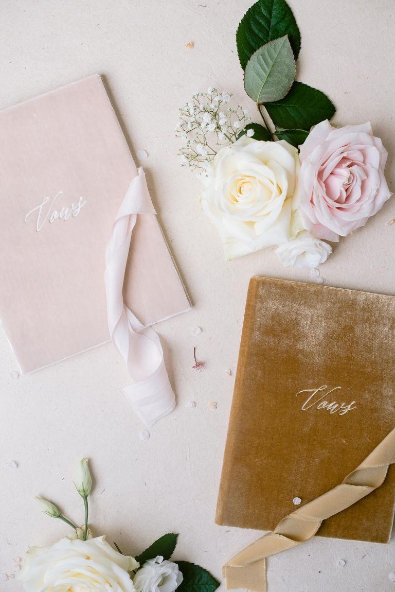 London wedding celebrant vow book