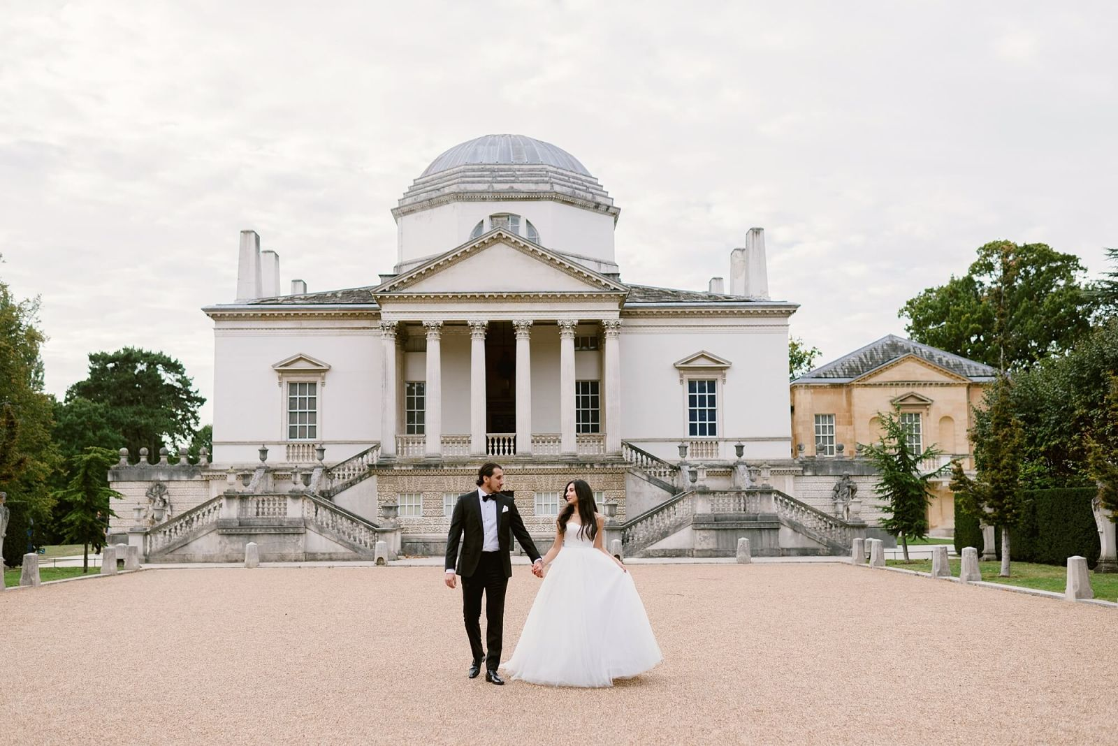 Chiswick House wedding photographer London Fine Art Photography