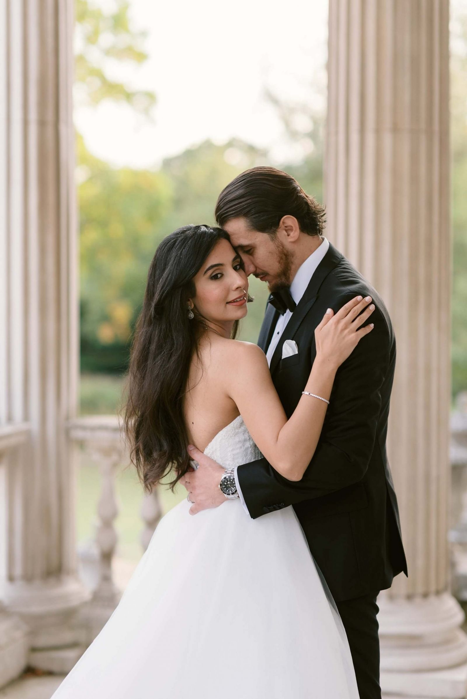 Chiswick House wedding photography Eva Tarnok Fine Art Photographer