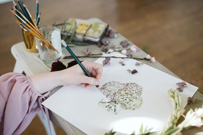 Charlotte Argyrou Botanical Illustrator