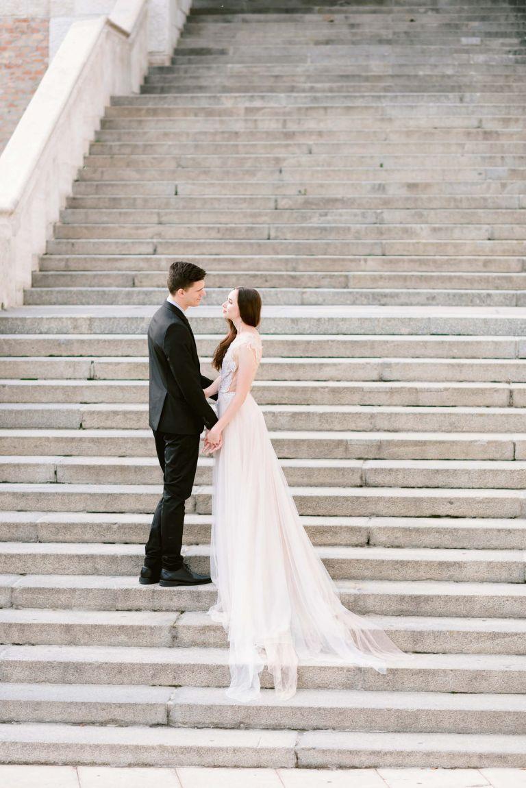 luxury intimate wedding