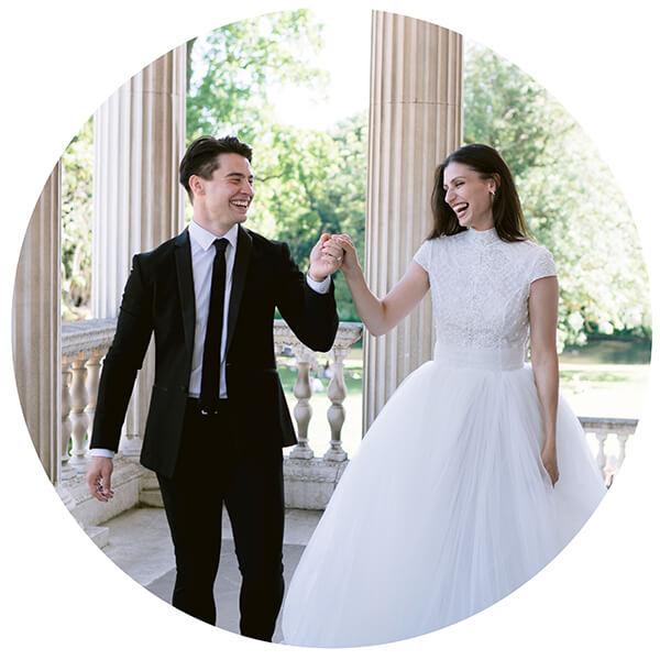 Eva Tarnok fine art wedding photography