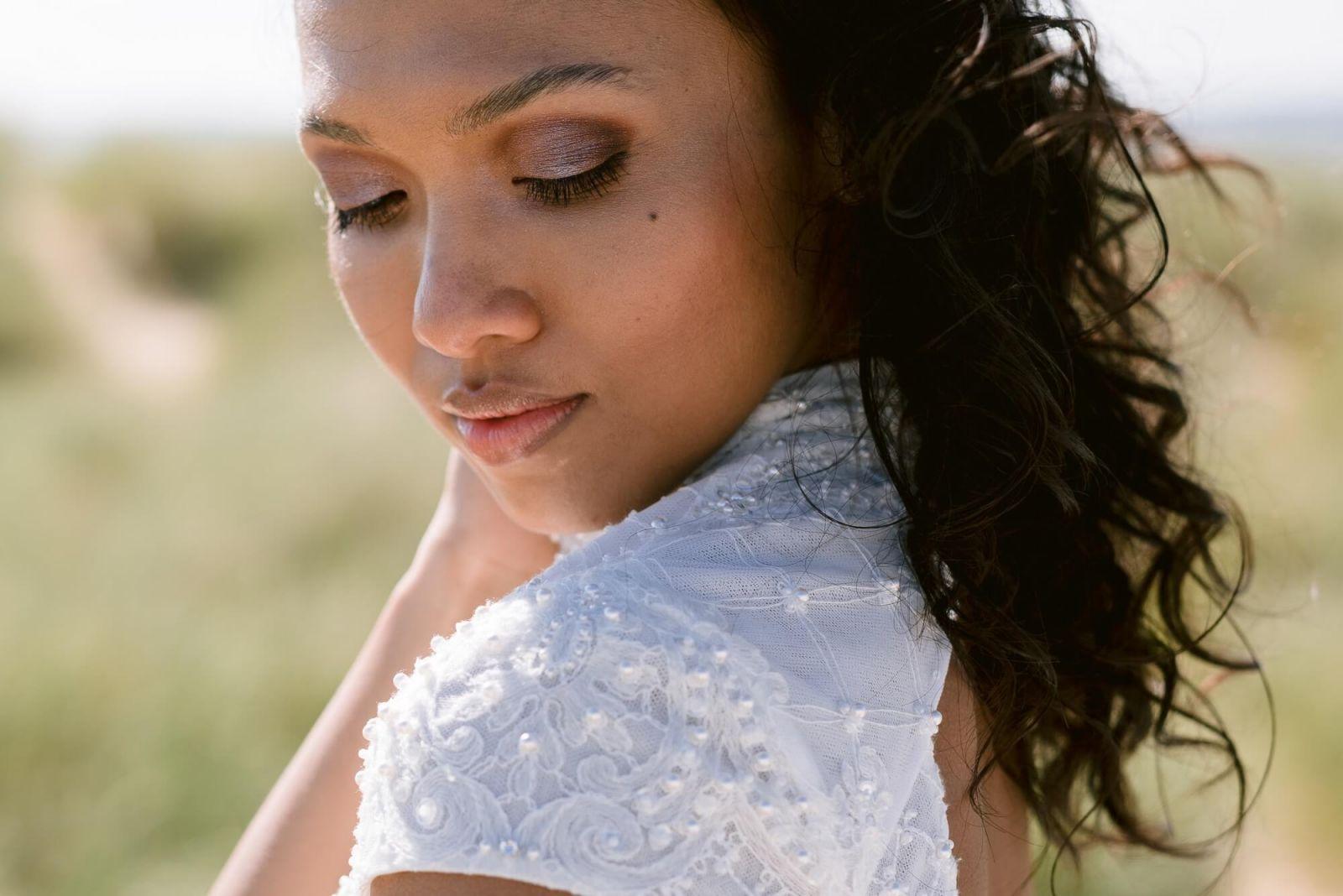 seaside bridal