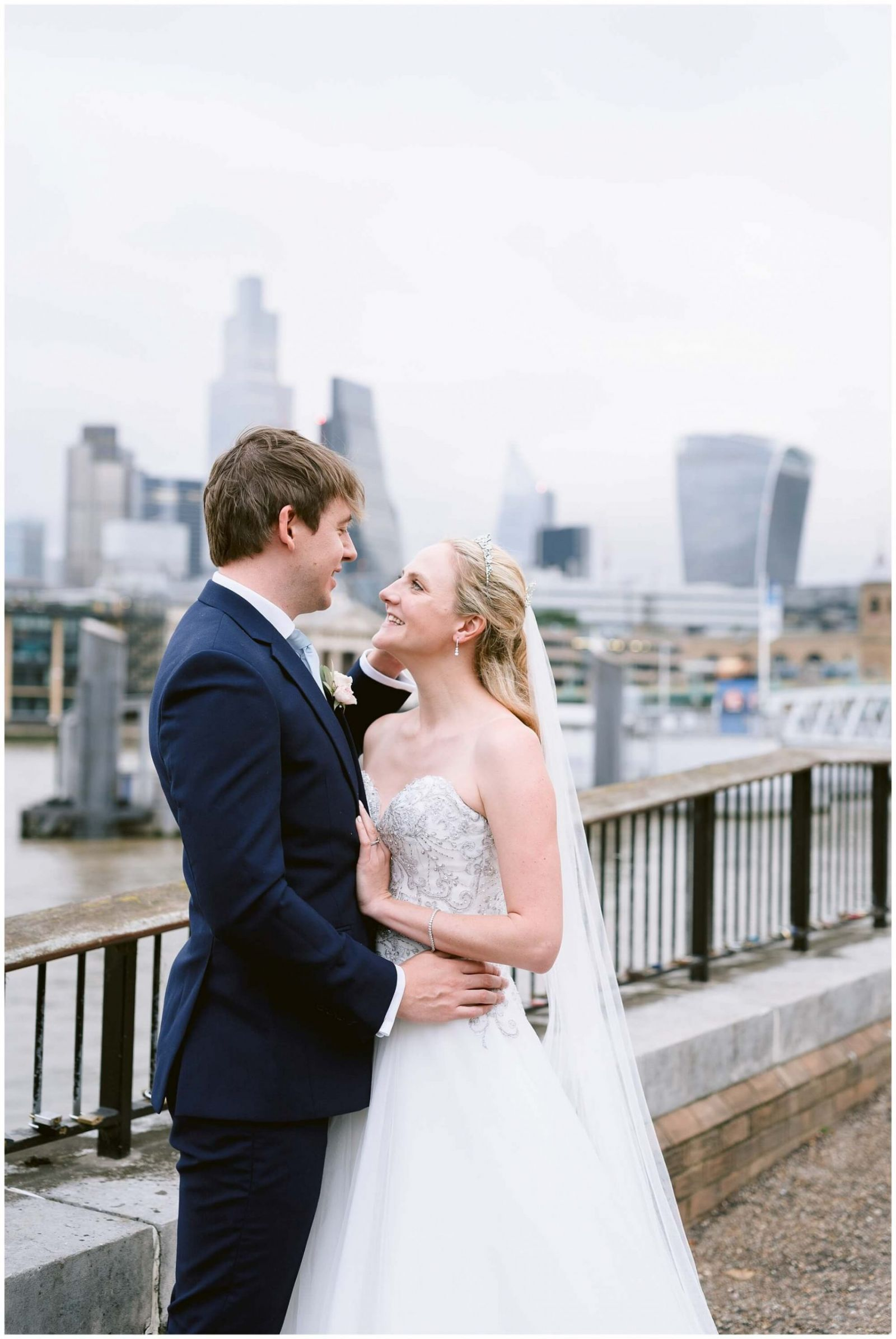 sunrise London wedding photography
